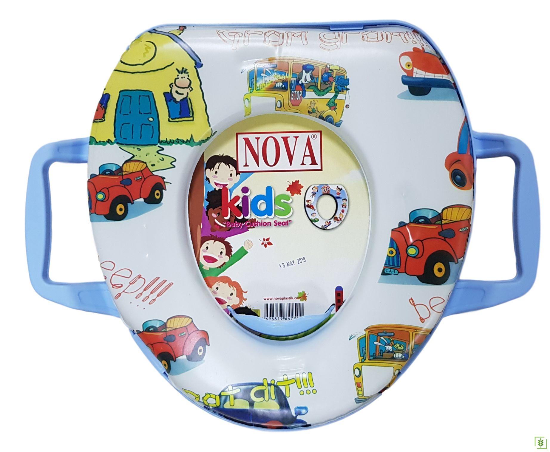 Comfort 2057 Eco Arabalar Alemi Erkek - Kız Çocuk Klozet Kapağı