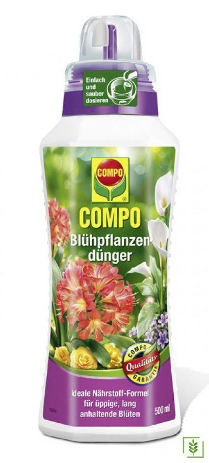 Compo 4529 Çiçekli Bitkiler Sıvı Besini 500 ml