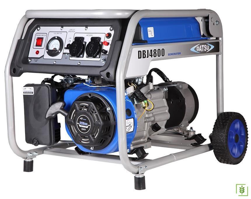 Datsu Dbj 4800 Benzinli Jeneratör