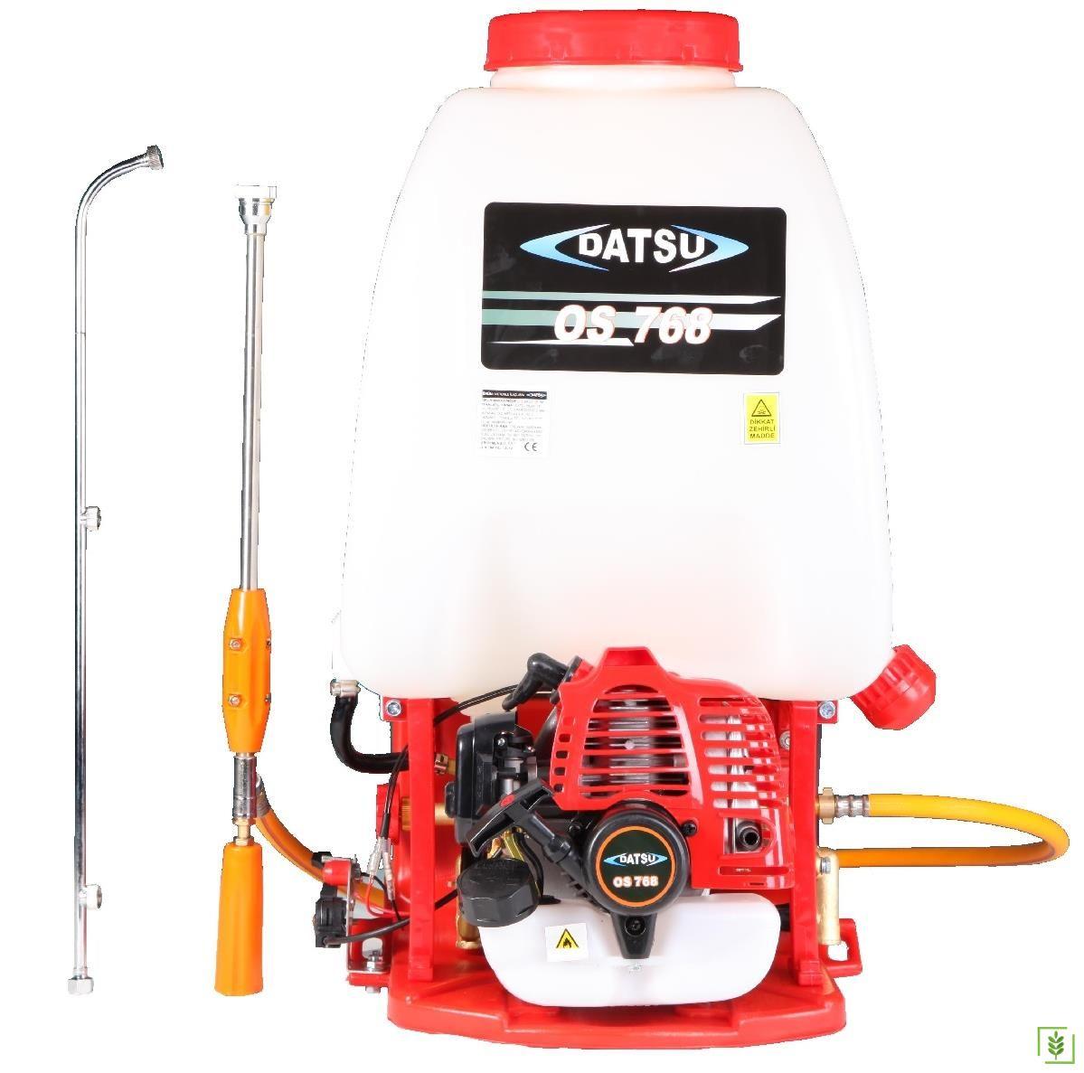 Datsu Os 768 Benzinli İlaçlama Pülverizator 25 Lt