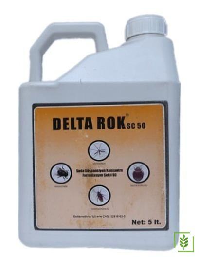 Delta Rok Sc 50 Haşere İlacı 5 lt