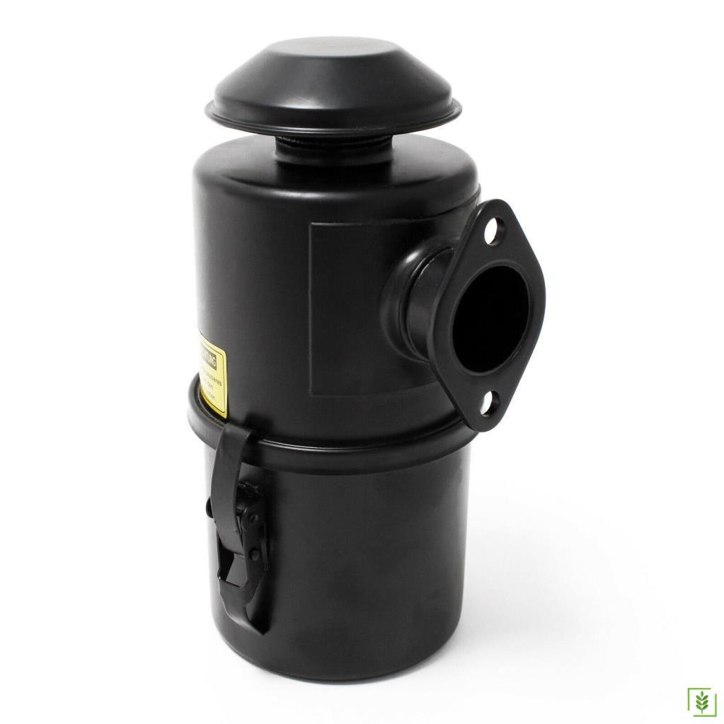 Dizel Motor Yağlı Hava Filitresi Büyük Hazneli 2 Delikli 7-10 Hp