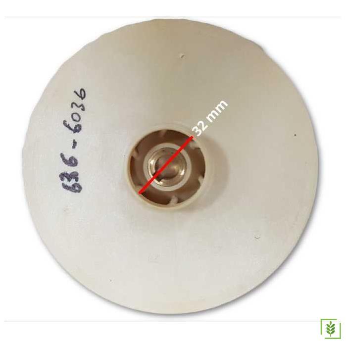 Einhell Bg-Ww 636 Hidrofor Pompa Yedek Fan