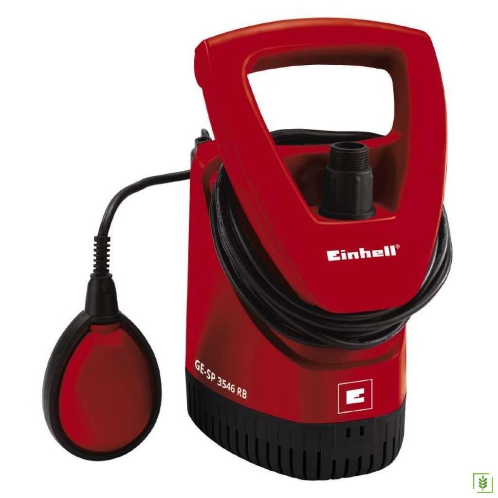 Einhell GE-SP 3546 RB Temiz Su Dalgıç Pompa 350 W