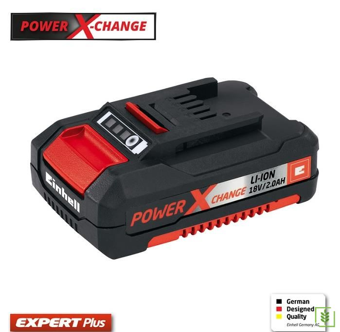 Einhell Power X-Change Li-on Akü 18 Volt 2000 mAh
