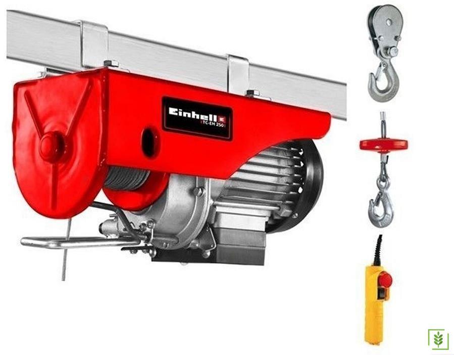 Einhell TC-EH 250 Elektrikli Vinç 250 kg