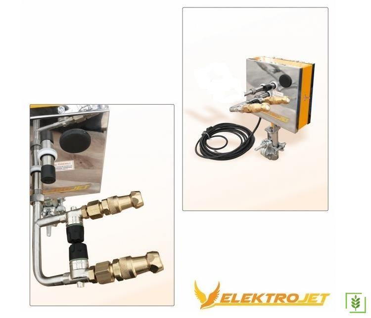 Elektrojet YC101 Hareketli  İlaçlama Pulverizatörü - Tek Yön