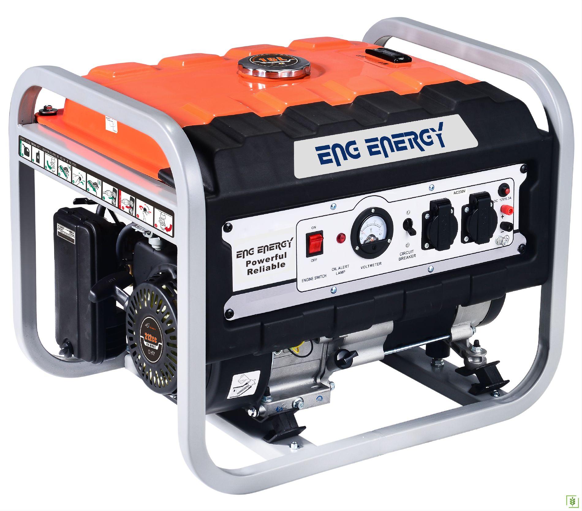 Energy KM4000-M Benzinli Jeneratör 3 kW