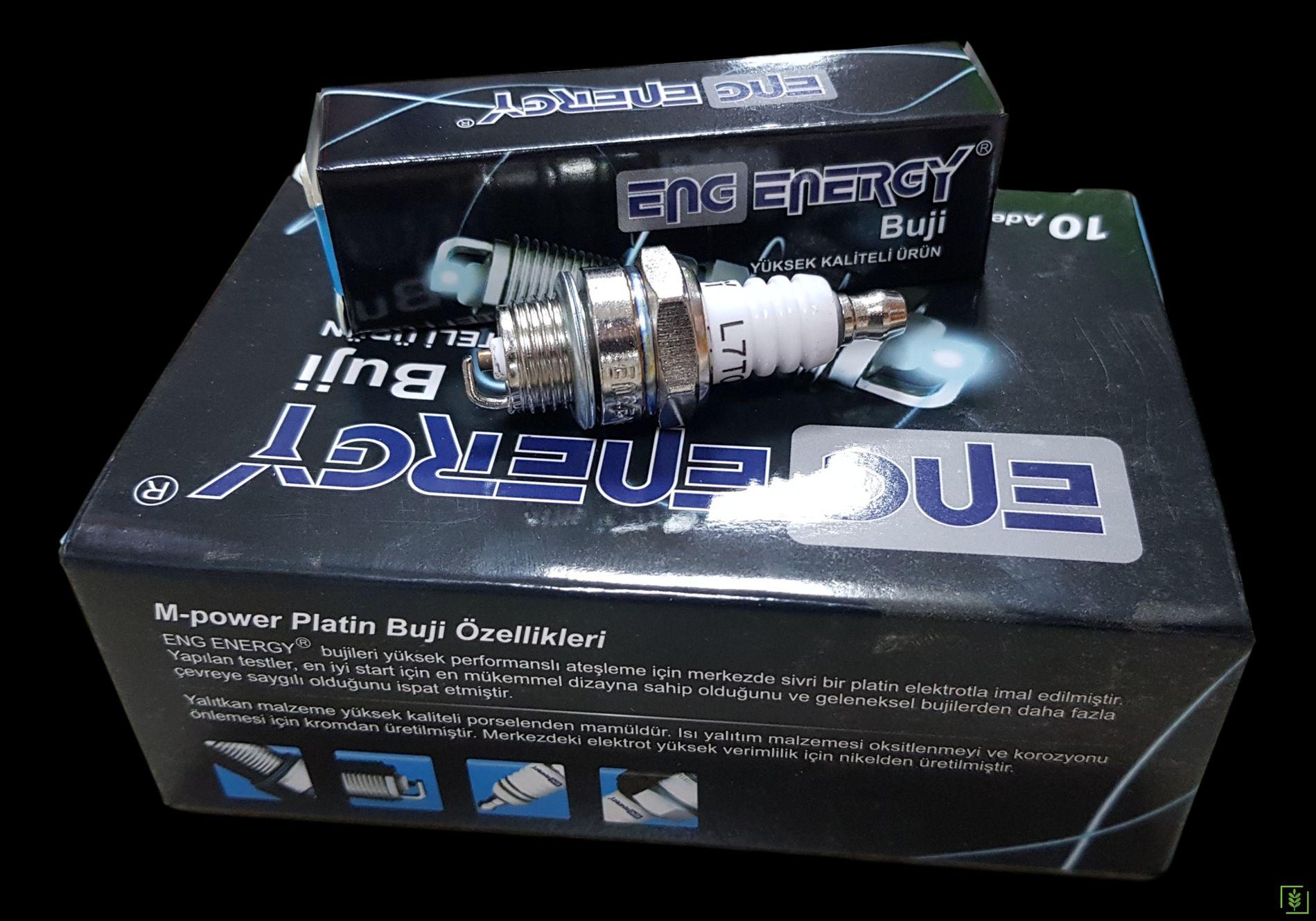 Energy L7TC Buji - Testere Ve Tırpan Bujisi 10 Ad.