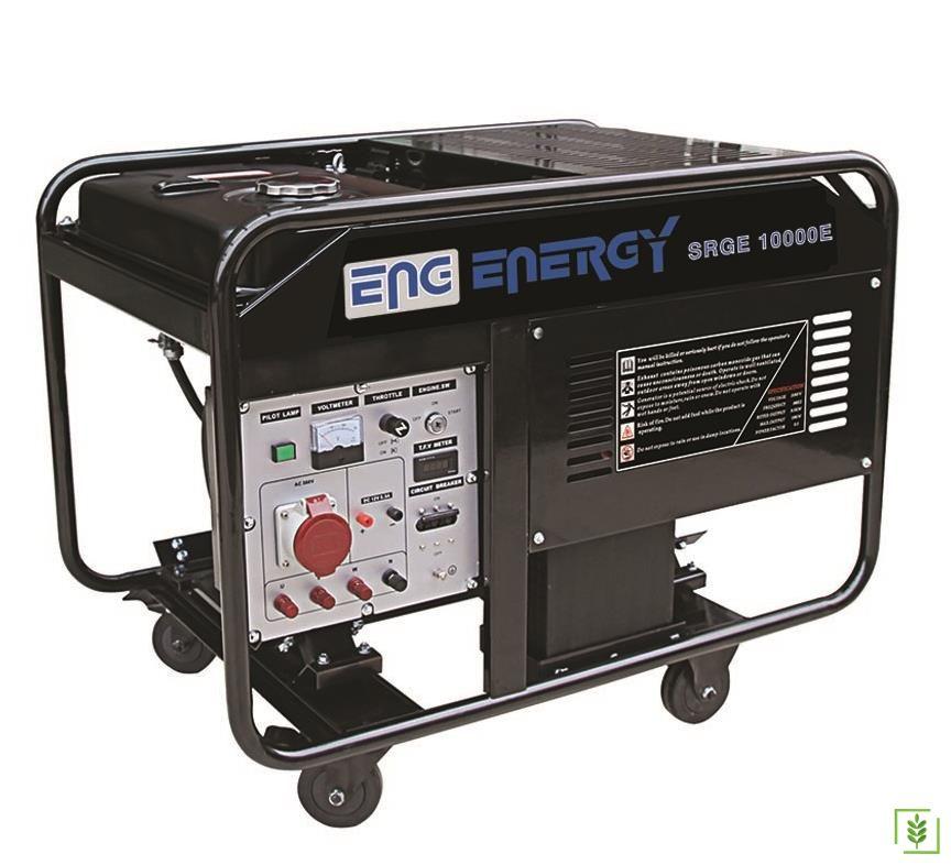 Energy SRGE 10000 E Monofaze Benzinli Jenerator