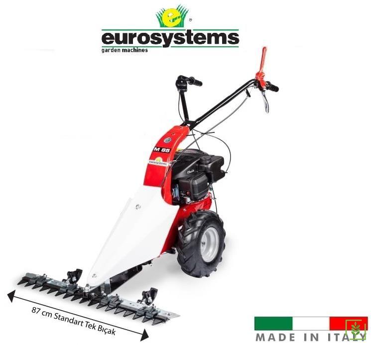 Eurosystems M85 Çayır Biçme Makinası