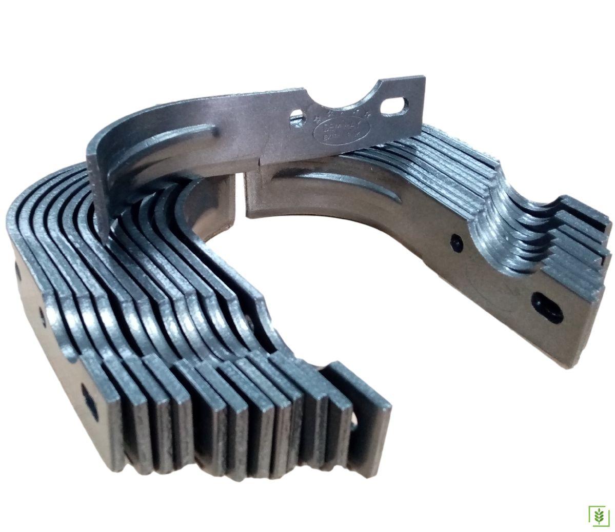 Federli Süper Çelik Çapa Bıçağı 28 cm 24 Adet