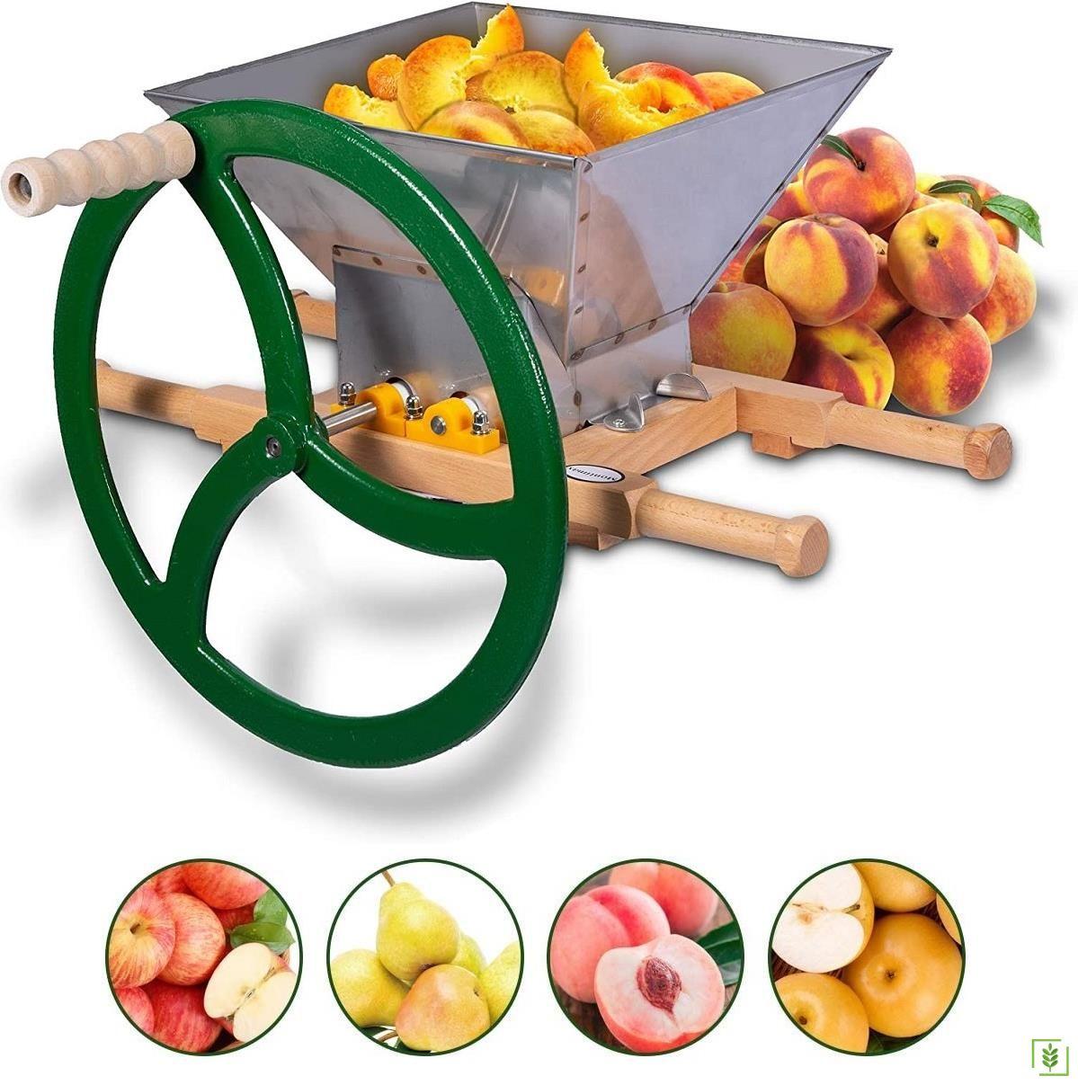 Fenglin CLA 7L Meyve Parçalama Makinesi, Meyve Değirmeni 7 Lt