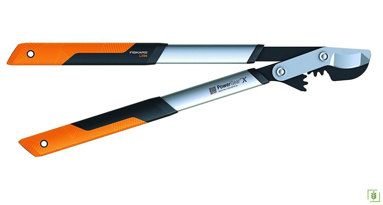 Fiskars 112390 PowerGear Lx94 Bypass Dal Kesme Makası (M)