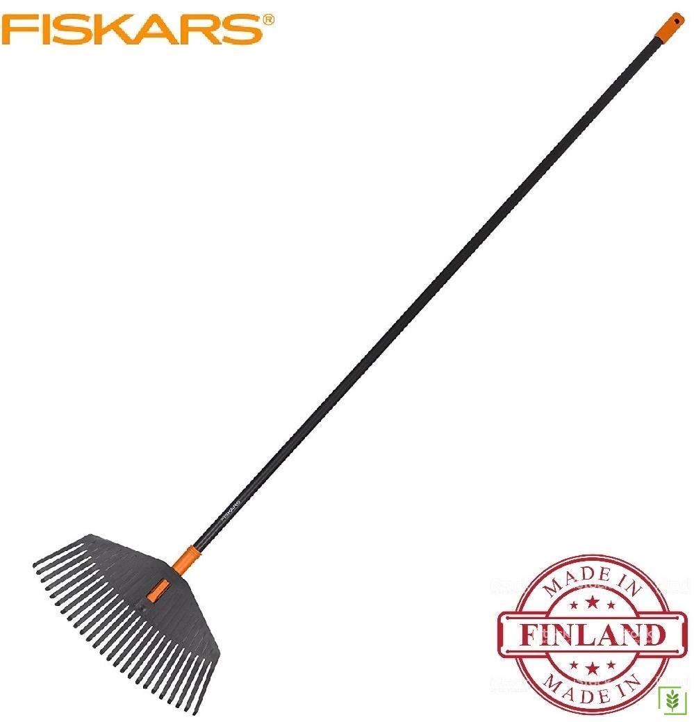 Fiskars 135026 Solid Yaprak Tırmığı M