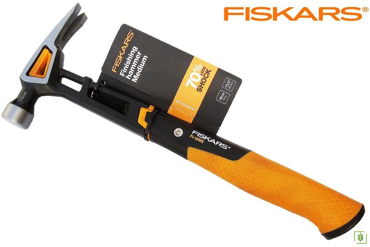 Fiskars 156000 Tırnaklı Çekiç M 16 OZ / 13.5