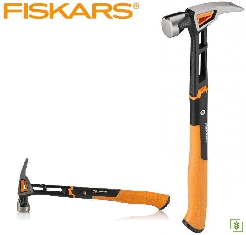 Fiskars 156002 Tırnaklı Çekiç XL 20 OZ / 13.5