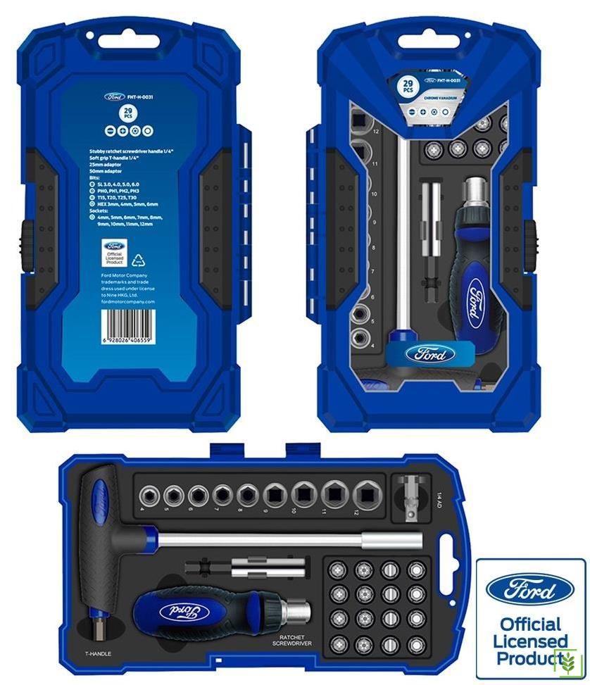 Ford FHT-H-0031 Lokma Ve Bits Set 29 Parça