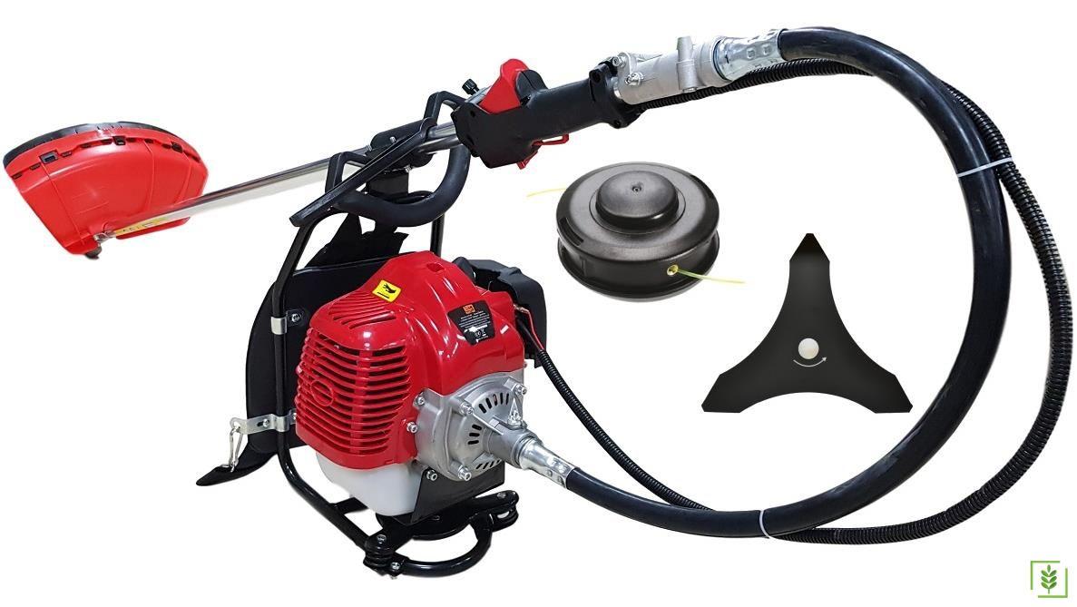 Garden Pro BG520 Benzin Motorlu Sırt Tırpan