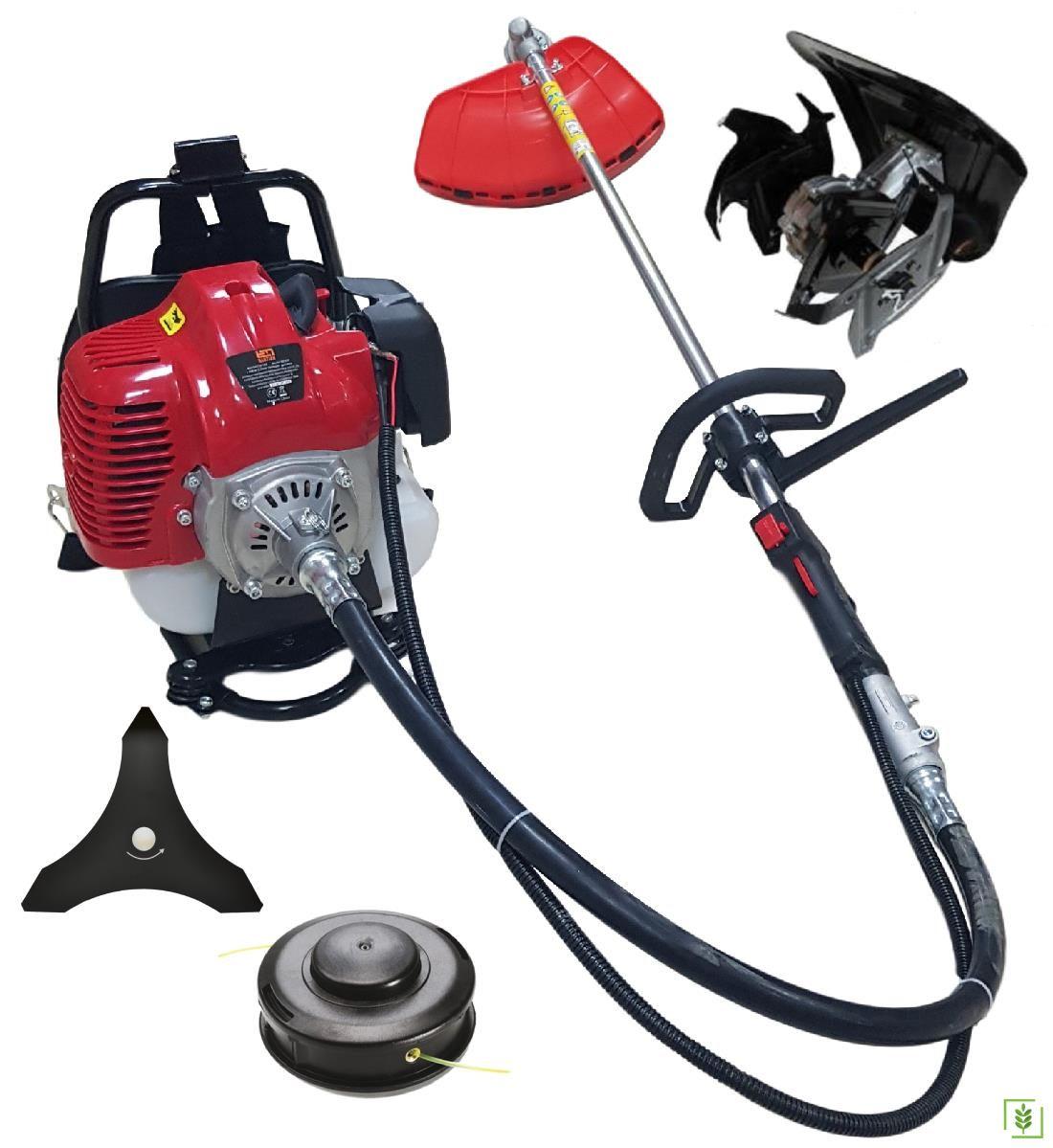 Garden Pro BG520 Benzin Motorlu Tırpan + Çapalama Aparatı