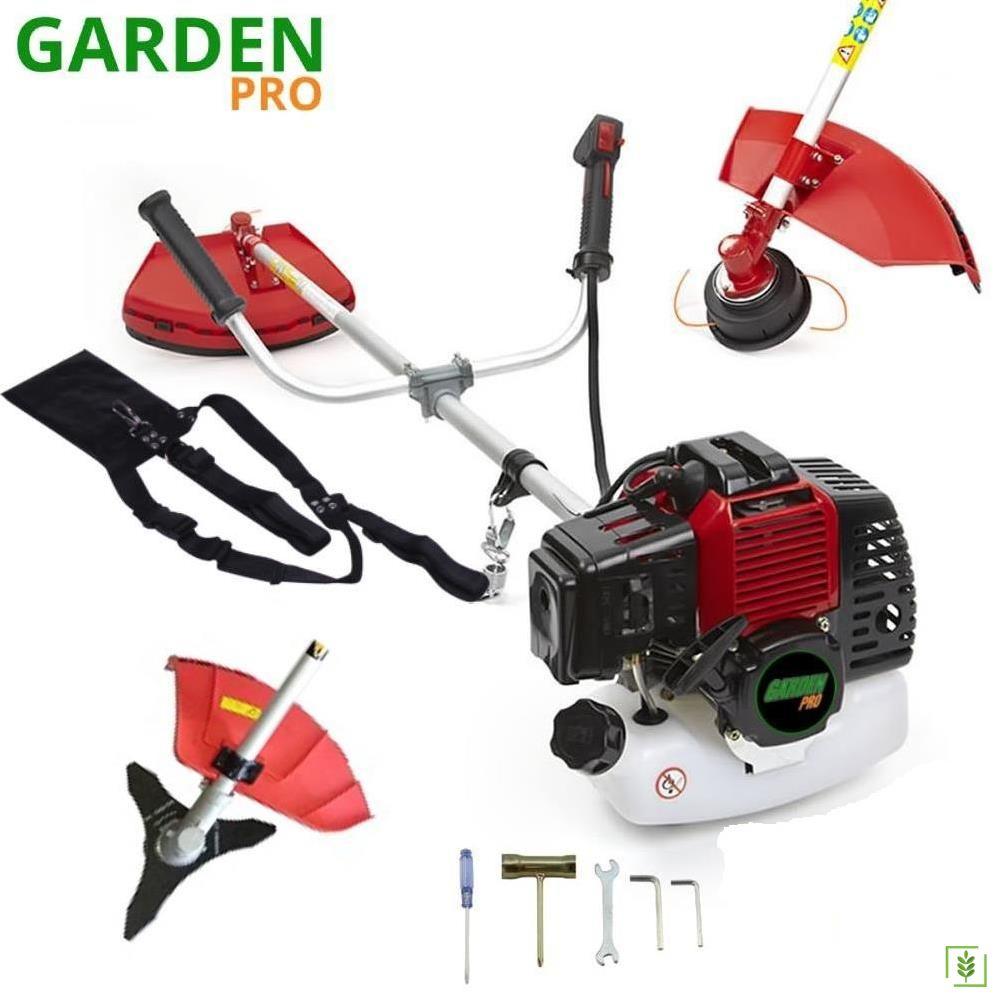 Garden Pro CG520 Benzin Motorlu Yan Tırpan
