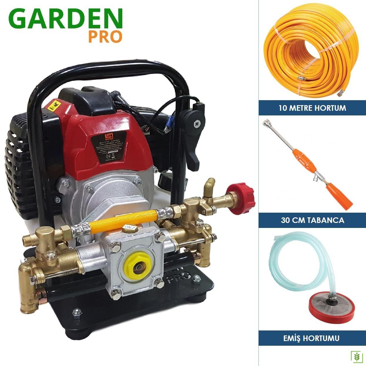 Garden Pro GP-900S Benzinli İlaçlama Makinası 2.2 Hp