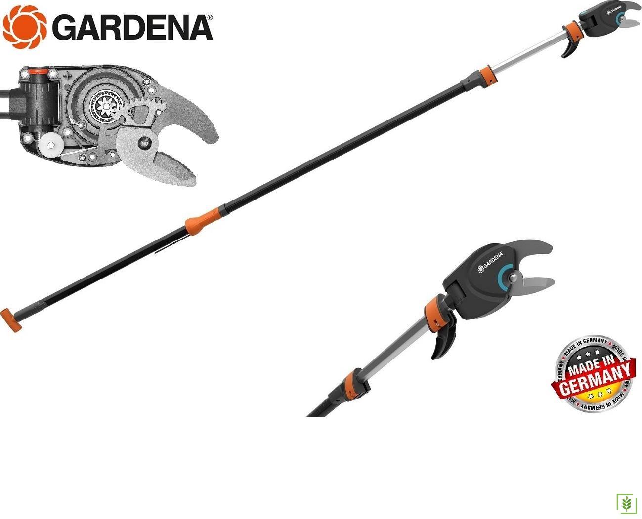 Gardena 12001 Teleskopik Dal Budama Makası StarCut 410