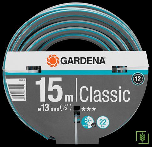 Gardena 18000 Classic Hortum 15 metre - 1/2''