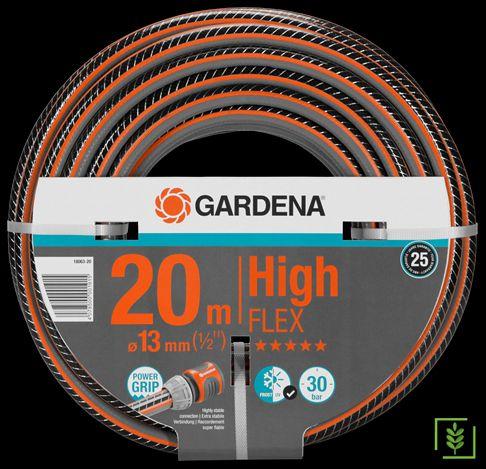 Gardena 18063 Comfort HighFlex Hortum 20 metre - 1/2''
