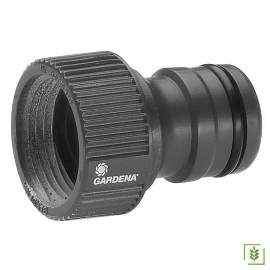 Gardena 2802 Maxi-Flow Sistem Dişli Musluk Bağlantısı 1''
