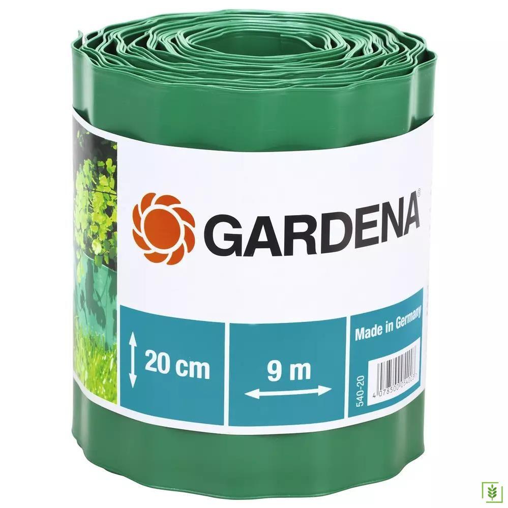 Gardena 540 Kenar Çiti Yeşil 20 Cm / 9 Mt