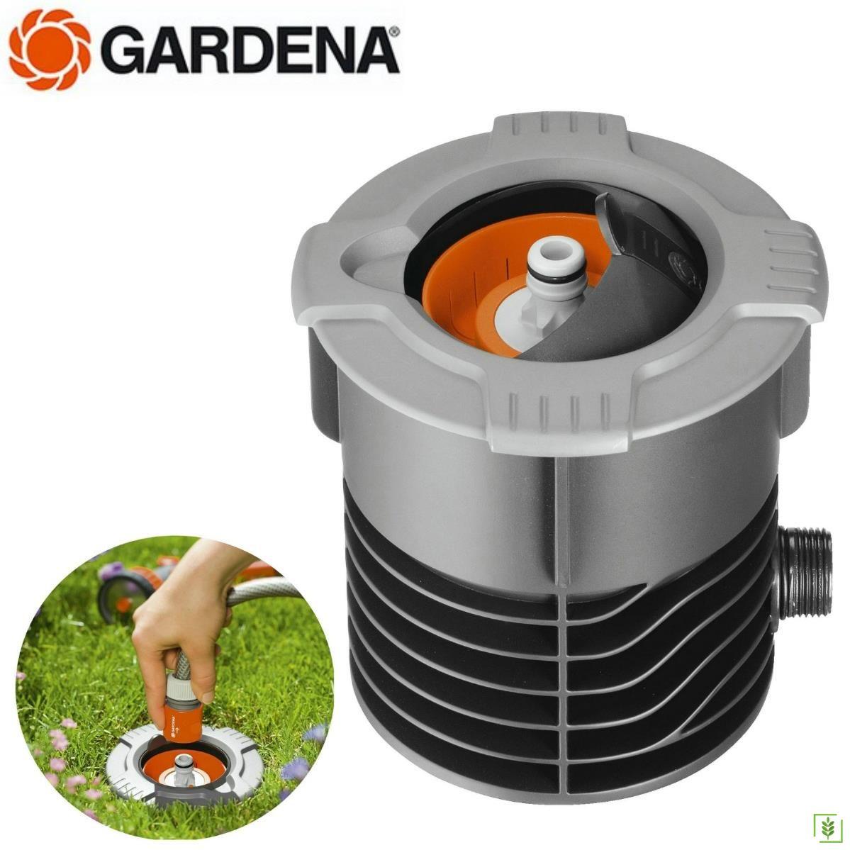 GARDENA 8250 Su Bağlantı Vanası