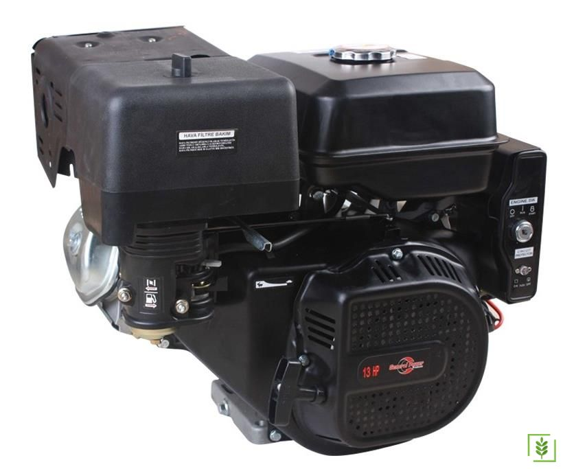 General Power GP-190FE Marşlı Benzinli Motor 13 Hp