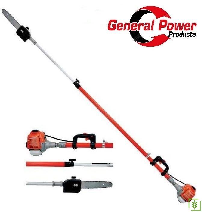 General Power GP GZJ 260 AE Motorlu Yüksek Dal Kesme Testeresi