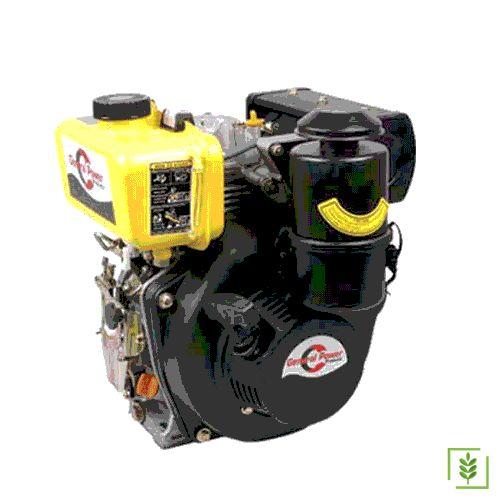 General Power GP178FEF Dizel Motor 7 Hp -Frezeli Krank