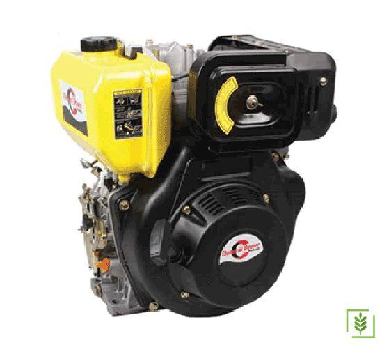 General Power GP186FE Dizel Marşlı Motor - Kamalı Krank 10 Hp