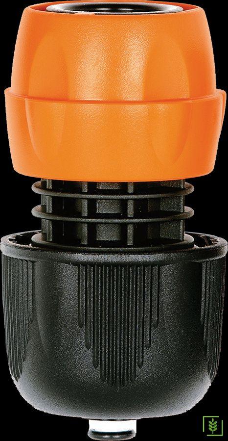 GF 5017 Hortum Adaptörü Su Stoplu 1/2 - 3/4 - 5/8