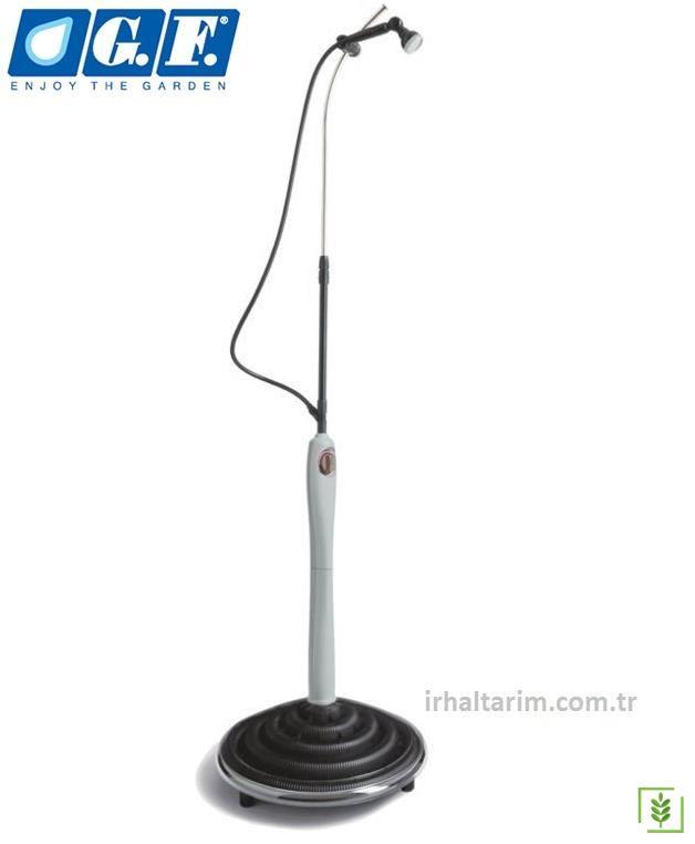 GF 5519 Güneş Enerjili Duş Sistemi - Solar Duş