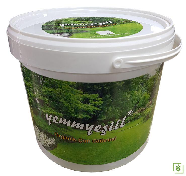 GreenGarden Organik Çim Gübresi 4 kg