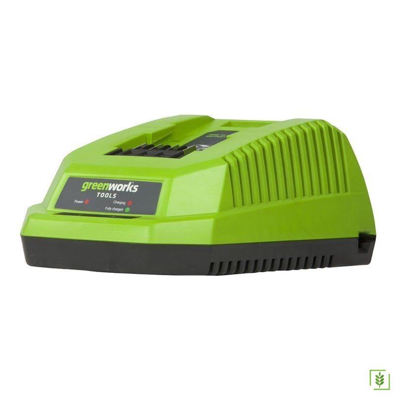 Greenworks  29417 Lityum-İon Şarj Cihazı