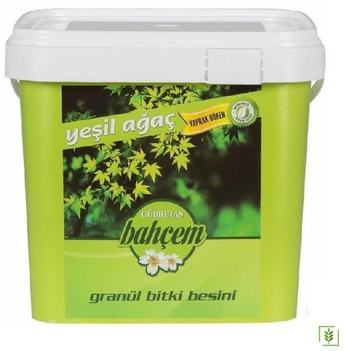 Gübretaş Yaprak Döken Bitkiler Ve Süs Çalıları Granül Besin 8 Kg