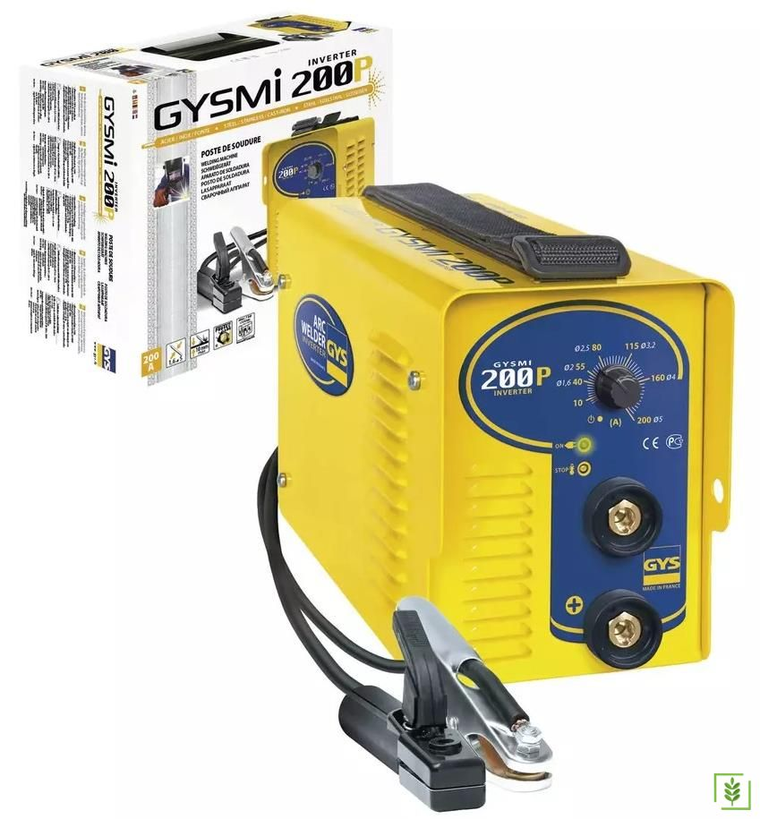 GYS GYSMI 200P İnvertör Kaynak Makinası