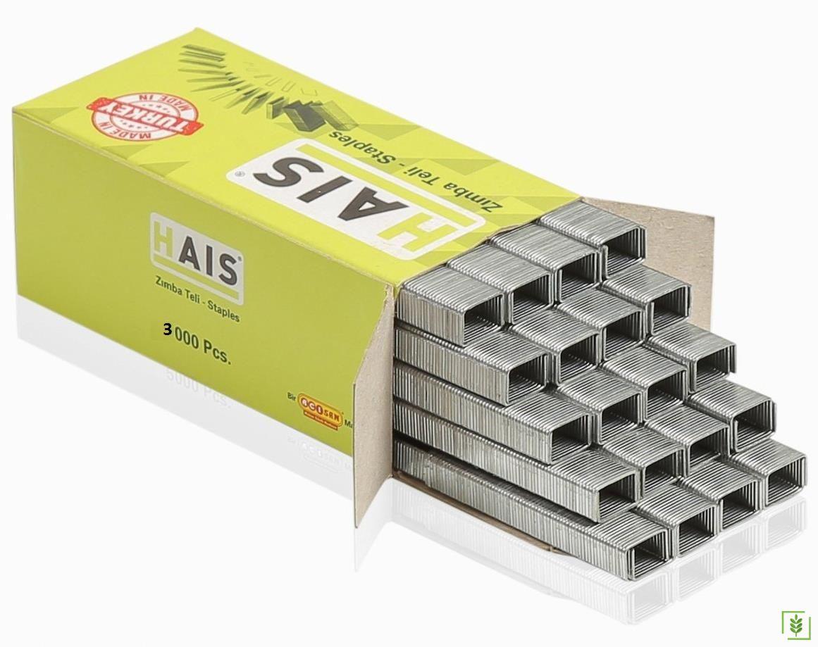 Hais 8016 Zımba Teli 12,7x16 mm