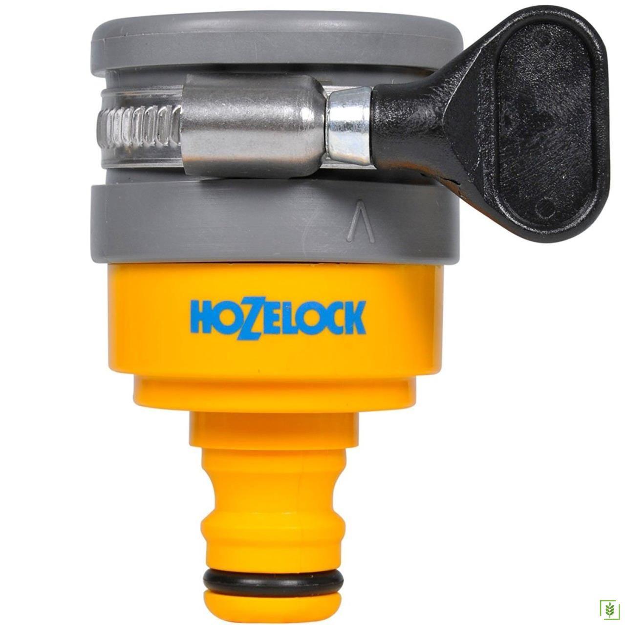 Hozelock 2177H Yuvarlak Musluk Bağlantısı