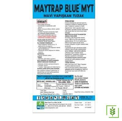 Hyperlife Mavi Yapışkan Tuzak - 10 Adet