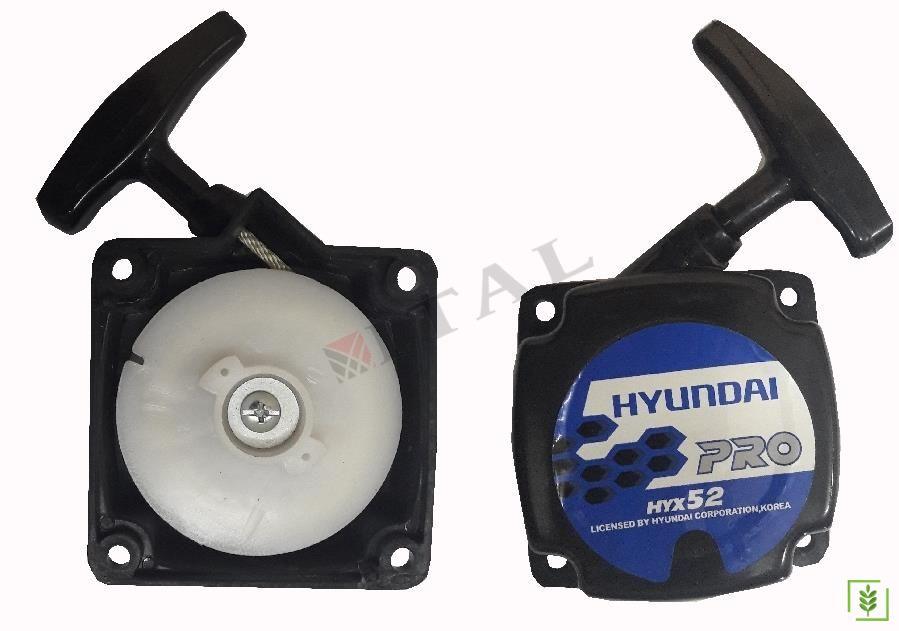 Hyundai HYX 52S Starter Kapak Komple