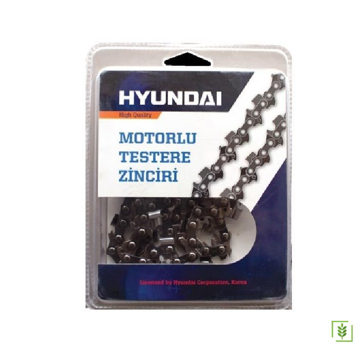 Hyundai Motorlu Testere Zinciri 3,25/36 Diş Köşeli