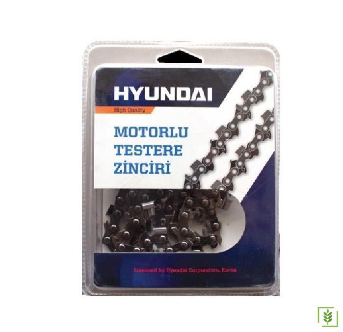 Hyundai Motorlu Testere Zinciri 3,25/37 Diş Köşeli