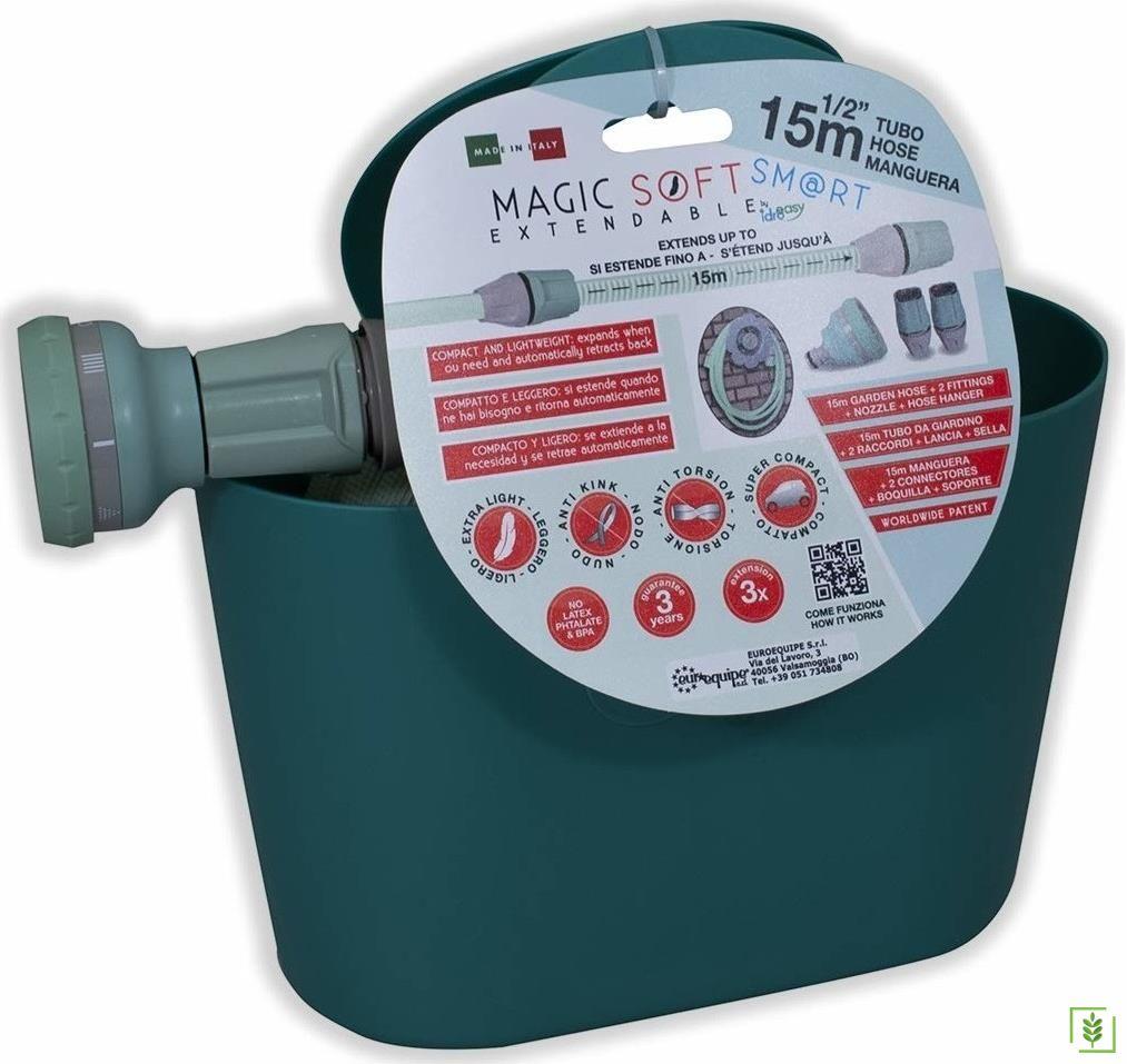 Idroeasy 2720 Magic Soft Smart Uzayan Hortum 15 mt