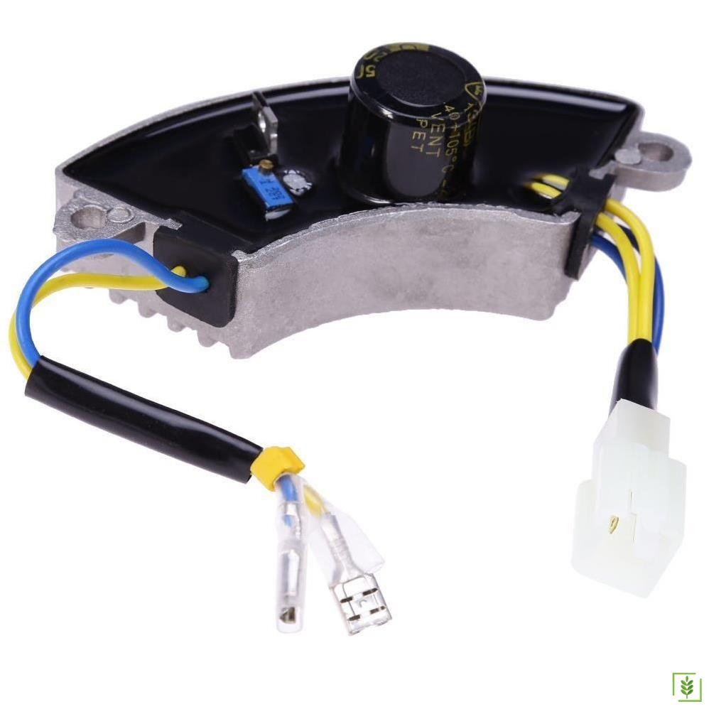 Jenerator Voltaj Regülator - AVR 2-3 Kw Monofaze